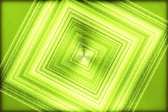 Green mettalic abstract background Stock Images