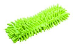 Green microfiber mop Stock Photography