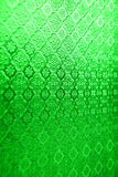 Green mirror window glass Thai style background texture. Green mirror, window glass Thai style background texture Royalty Free Stock Images