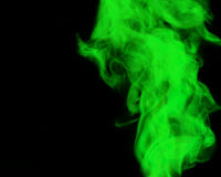 Green mist Stock Photos