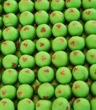 Green Mochi Stock Photos