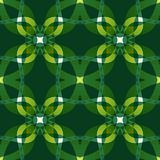 Green modern abstract texture. Detailed background illustration. Seamless tile. Textile print pattern. Home decor fabric design sa. Green modern abstract texture Royalty Free Stock Image