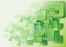 Green modern background Stock Photos