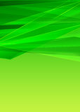 Green modern background design Royalty Free Stock Images