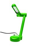 Green modern lamp Stock Image