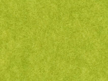 The green mohair painted manuall Stock Photos