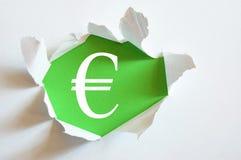 Green money Royalty Free Stock Photos