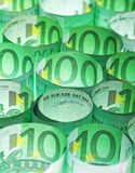 Green money background Royalty Free Stock Photo