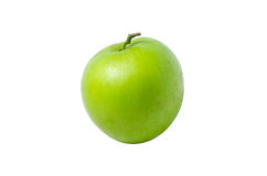 Green monkey apple Royalty Free Stock Images