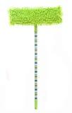 Green mop Stock Image