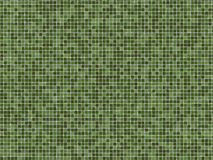 Green Mosaïc Tiles. Perfect for background or scrapbooking royalty free illustration