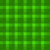 Green mosaic. Template, background illustration Royalty Free Stock Photography