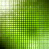 Green mosaic. Stock Photos