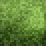 Green mosaic Royalty Free Stock Images