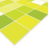 Green mosaic background Royalty Free Stock Photo