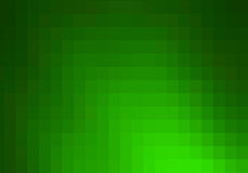 Green mosaic background. Royalty Free Stock Photo