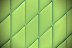 Green Mosaic Pattern. Abstract Green Mosaic Patterned Background Royalty Free Stock Photo