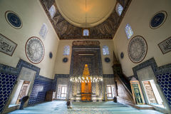Green Mosque in Bursa, Turkey Royalty Free Stock Photography