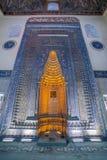 Green Mosque in Bursa, Turkey Stock Images