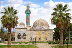 Green Mosque in Iznik. Royalty Free Stock Images