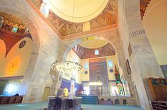 Green Mosque (Yesil Cami) Royalty Free Stock Images