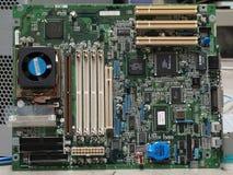 Green Motherboard Stock Photos