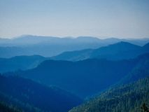 Green Mountain Royalty Free Stock Photography