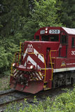 Green Mountain Railroad Stock Images
