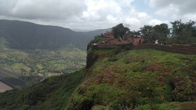 The Green Mountains. Clicked for the commercial way Stock Photos