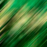 Green moved background Stock Images