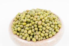 Green mung beans Stock Image