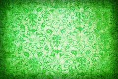 Green a napkin Stock Photography