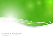 Green  natural background Stock Photos