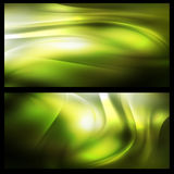 Green Natural Backgrounds Stock Image