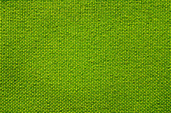 Green natural linen Royalty Free Stock Images