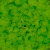 Green dimension blurs bokeh abstract. Design color wallpaper texture background Stock Photos