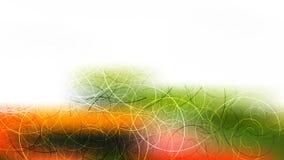 Green Nature Sky Background Beautiful elegant Illustration graphic art design Background. Image vector illustration