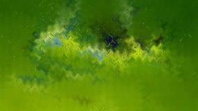 Green Nature Yellow Background Beautiful elegant Illustration graphic art design Background. Image vector illustration