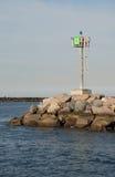 Nautical Navigation Lights Royalty Free Stock Images