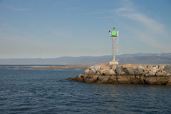 Nautical Navigation Lights Royalty Free Stock Photos