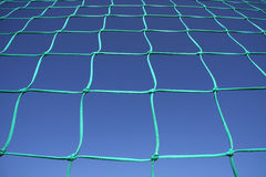 The green Net Royalty Free Stock Photo