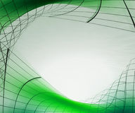 Green Net Abstract Background Royalty Free Stock Images