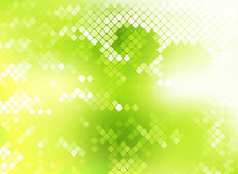 Green nightclub party background abstract Stock Photography
