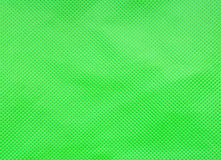 Green nonwoven texture Stock Photography
