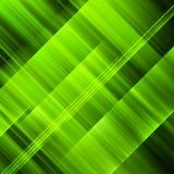 Green northern lights, aurora borealis. EPS 10 Stock Image