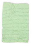 Green notepaper Stock Image