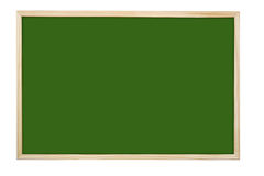 Green notice board Royalty Free Stock Photo