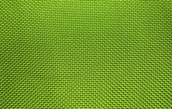 Green nylon fabric texture Stock Photo