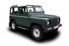 Green Off Raod Vehicle Royalty Free Stock Photo
