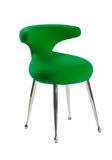 Green office chair Stock Photography